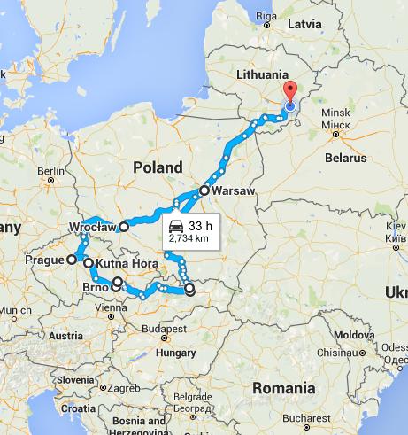 map_eurotrip